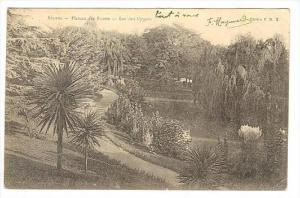 Plateau Des Poetes, Lac Des Cygnes, Beziers (Hérault), France, PU-1904