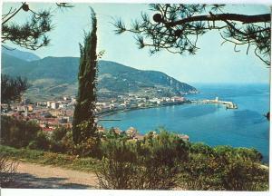Italy, Isola d'Elba, Marciana Marina, 1977 used Postcard