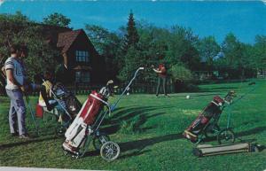 Golf , Granby , Quebec  , Canada , PU-1970