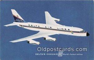 Delta's Convair Unused