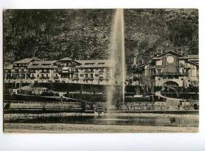 127728 Caucasus Abkhazia GAGRA Vintage postcard