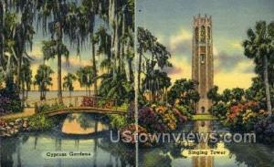 Singing Tower Central Florida FL Unused
