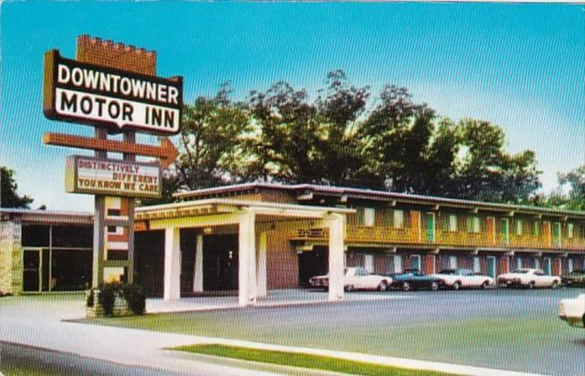 South Carolina Florence Downtowner Motor Inn