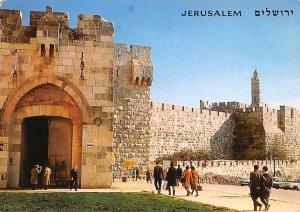 JerUSA lem Jaffa Gate and the Citadel Israel 1972