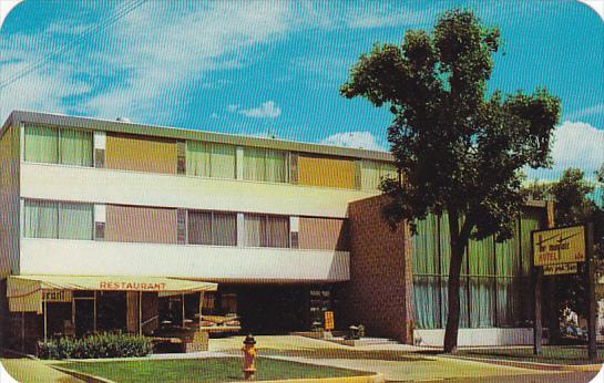 Mayfair Hotel Colorado Springs Colorado