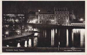RP: STOCKHOLM , Sweden , 30-40s : Kungl. Teatern