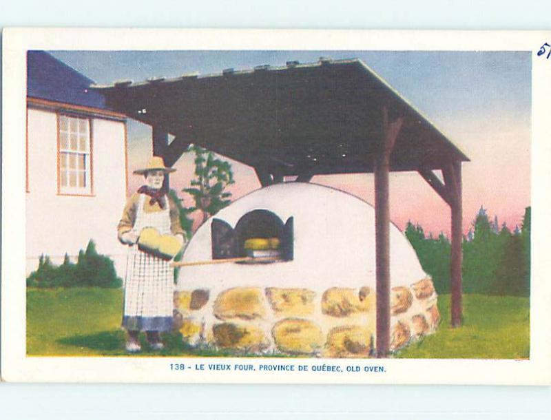 Unused pre 1980 le vieux four restaurant laval quebec qc for Equipement restaurant laval