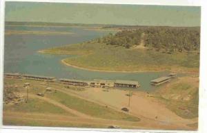 Lead Hill Boat Dock, Lead Hill, Arkansas, 40-60s