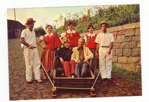 Running Carro, Funchal (Madeira), Portugal, 1950-70s