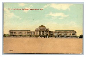 Vintage 1913 Postcard Panoramic View The New Agricultural Building Washington DC