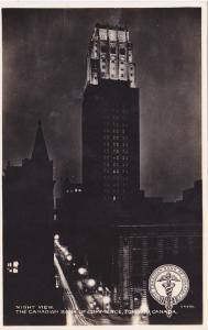 RP: Night View , Canadian Bank of Commerce , TORONTO , Ontario, Canada , 20-30s
