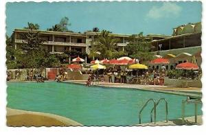 jamaica, ORACABESSA, Playboy Hotel Pool (1960s)
