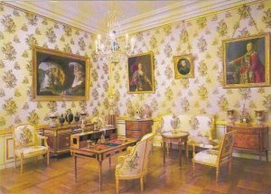 Russia Petroverts Great Palace The Empress' Study