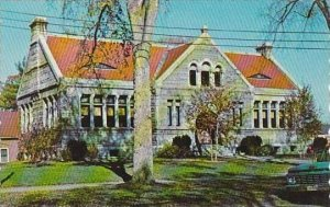 Maine Augusta The Litheau Library