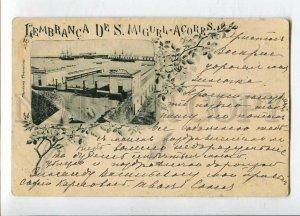 3144846 PORTUGAL Azores ACORES Lembranca de S.Miguel Vintage PC
