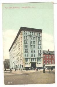 Bay State Building, Lawrence, Massachusetts, 1900-1910s