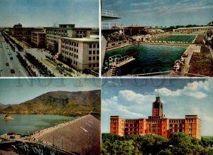 440487 CHINA PEKING Beijing landscapes set of 8 postcards in original cover