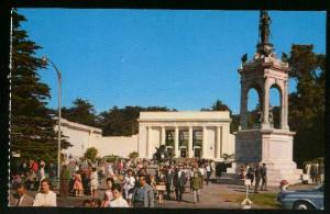 Golden Gate Park In San Francisco - 1960s - Unused