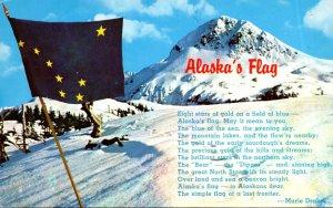 Alaska State Flag 1970