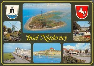 Insel Norderney multiviews Island Beach Strand Park Mill Muhle
