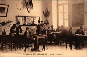 CPA Lyon-Collége de Bollengo. Salle des Grands (426465)