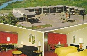 KINGSTON , Ontario , Canada , 50-60s ; Ambassador Motor Hotel