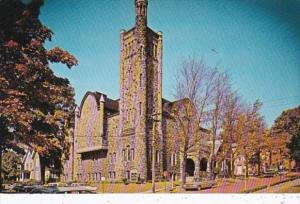 New York Jamestown First Baptist Church Corner Of Church and East Fourth Street