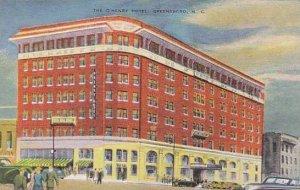 North Carolina Greensboro The O Henry Hotel Albertype