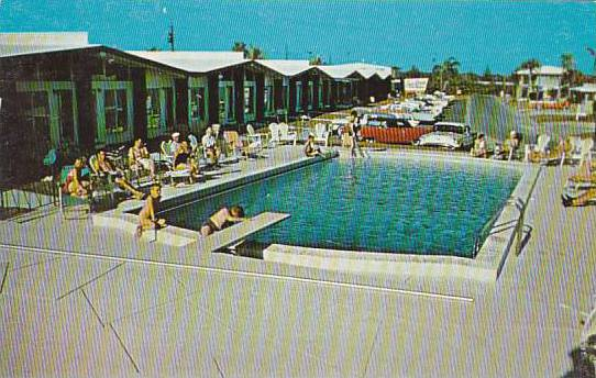 Florida Sarasoto Sea Crest Apartments With Pool 1930