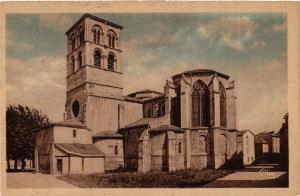 CPA Belleville sur Saone Abside de l'Eglise (444189)