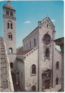 BARLETTA, La Cattedrale, The Cathedral, unused Postcard