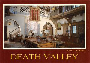 Scotty's Castle - Death Valley, California