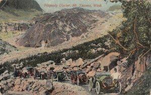 MT. TACOMA , Washington , 1900-10s ; Nisqually Glacier