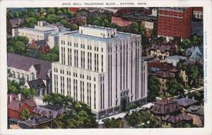 Ohio Dayton Ohio Bell Telephone Building