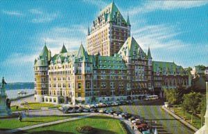 Canada Le Chateau Frontenac Quebec