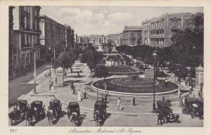Alexandrie , Egypt , 00-10s; Mohamed Ali Square