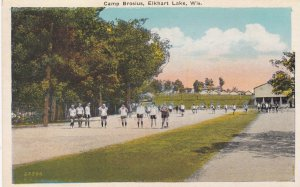 Camp Brosius , Elkhart Lake , Wisconsin , 00-10s