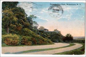 City Park, Watertown NY
