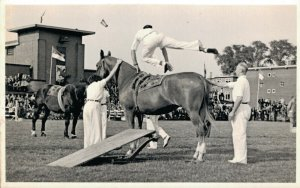Horse Sports Equestrian sport Horses RPPC For dutch magazine 03.23