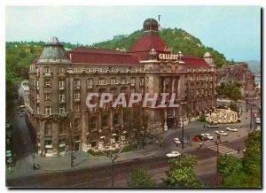 Modern Postcard Budapest Gellert Szallo