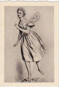 GARBATI CIGARETTE CARD FAMOUS DANCERS NO 18 MARIE TAGLIONI