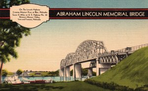 Abraham Lincoln Memorial Bridge,Blair,NE
