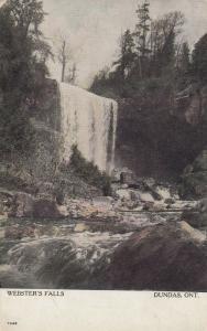 DUNDAS, Ontario, Canada, 1900-1910s; Webster's Falls