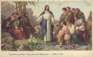 Religion, Religious Old Vintage Antique Postcard Post Cards