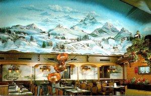 Ohio Wilmont Alpine-Alpa Restaurant Switzerland Over Here