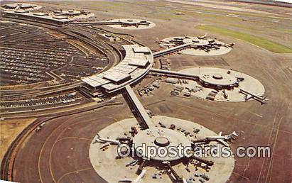 Newark International Airport Newark, NJ, USA Unused