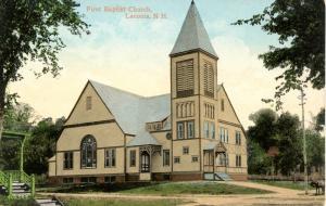 NH - Laconia. First Baptist Church