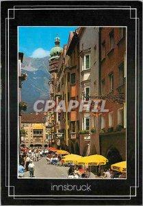 Modern Postcard Innsbruck