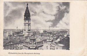Philadelphia from the Pennsylvania Building, Philadelphia, Pennsylvania,  00-10s