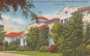Georgia Valdosta Administration Building Georgia State Women's College